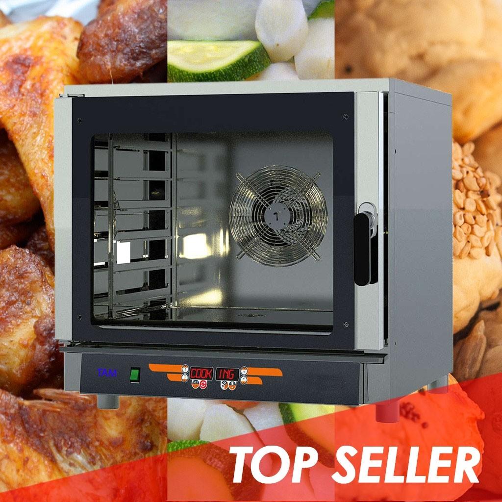 Kombidämpfer  Digital - GN 6x1/1 -  TAM-GN611D-EASY