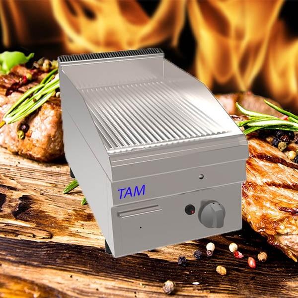 Elektro Griddleplatte TAM-SGP35ER