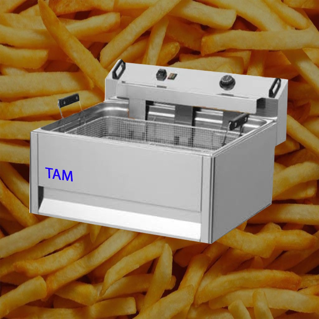 Backwaren Elektro-Friteuse TAM-FR60