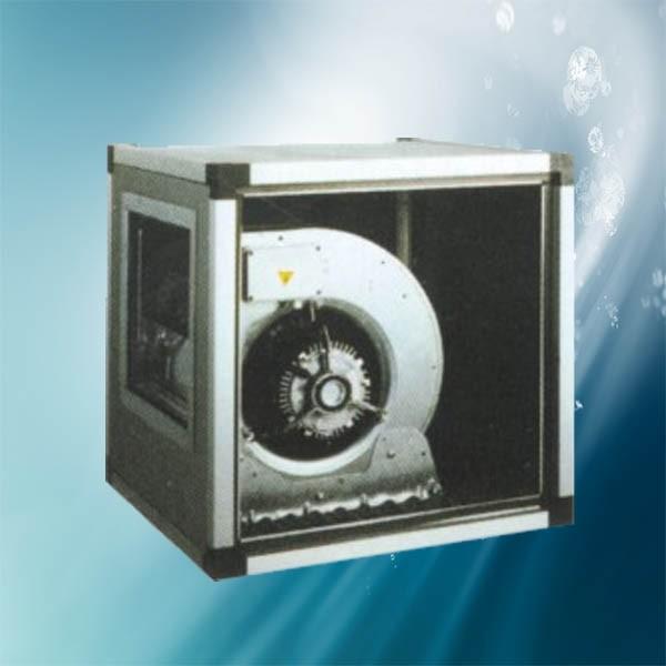 Abluftbox mit Ventilator TAM-ABV8000
