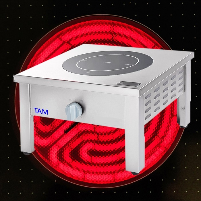 Hockerkocher TAM-HKI-500 Induktion