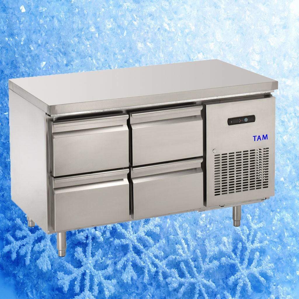 Kühltisch TAM-2/4-700LUX