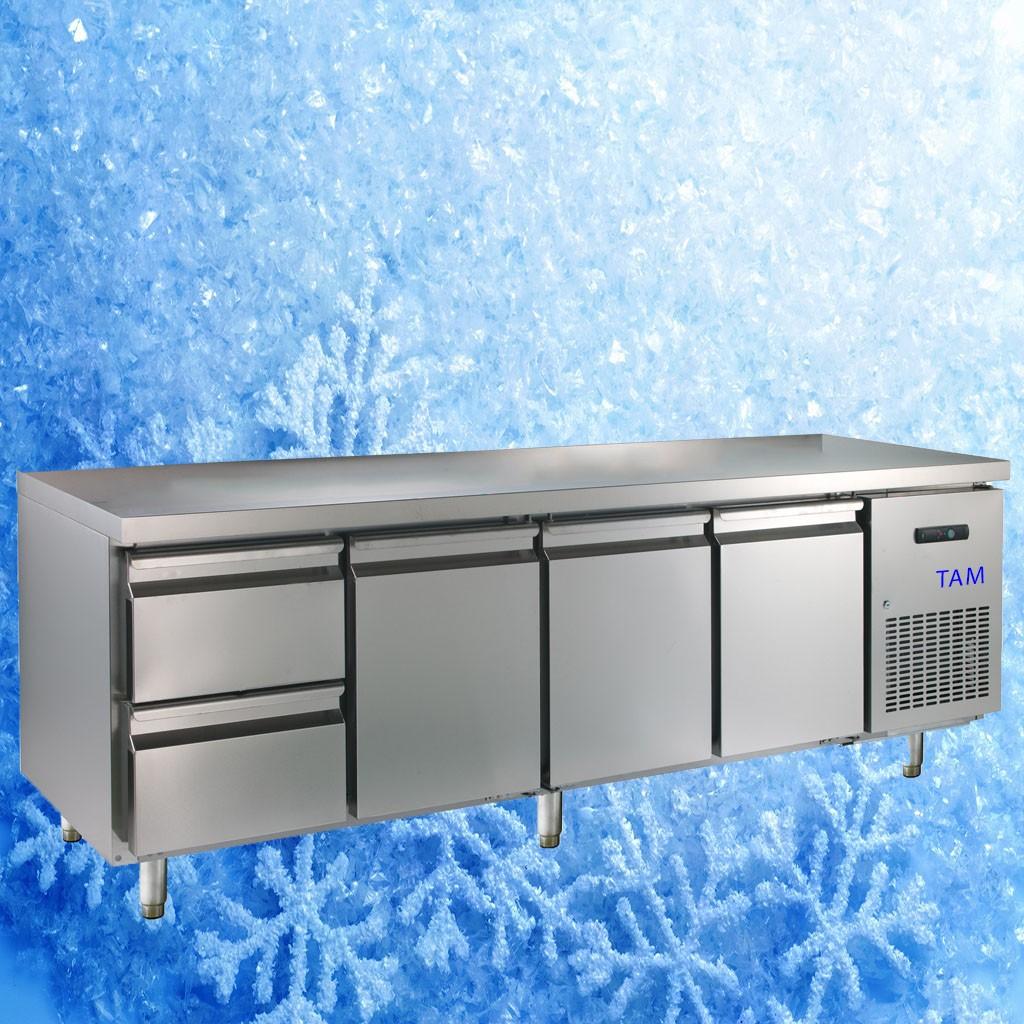 Kühltisch TAM-4/2-700LUX