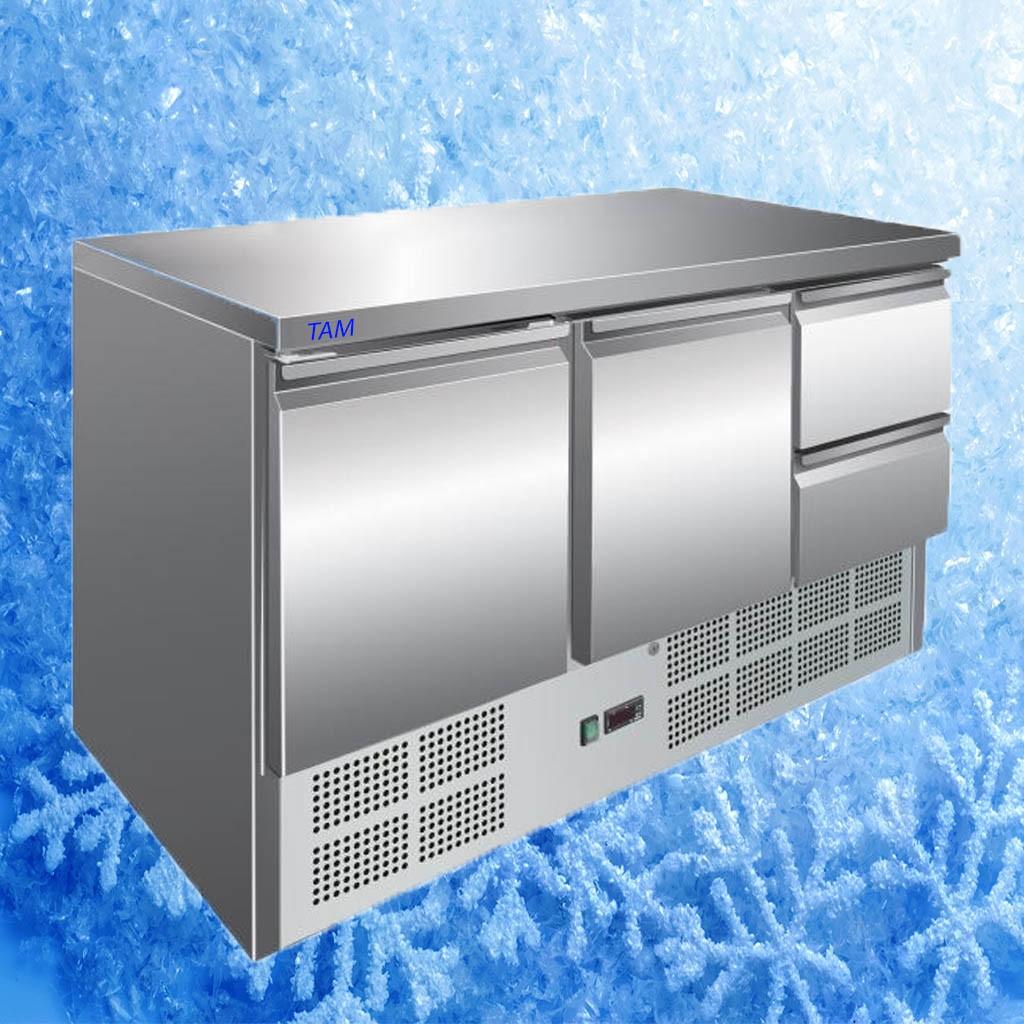 Kühltisch TAM-3/2-EASY