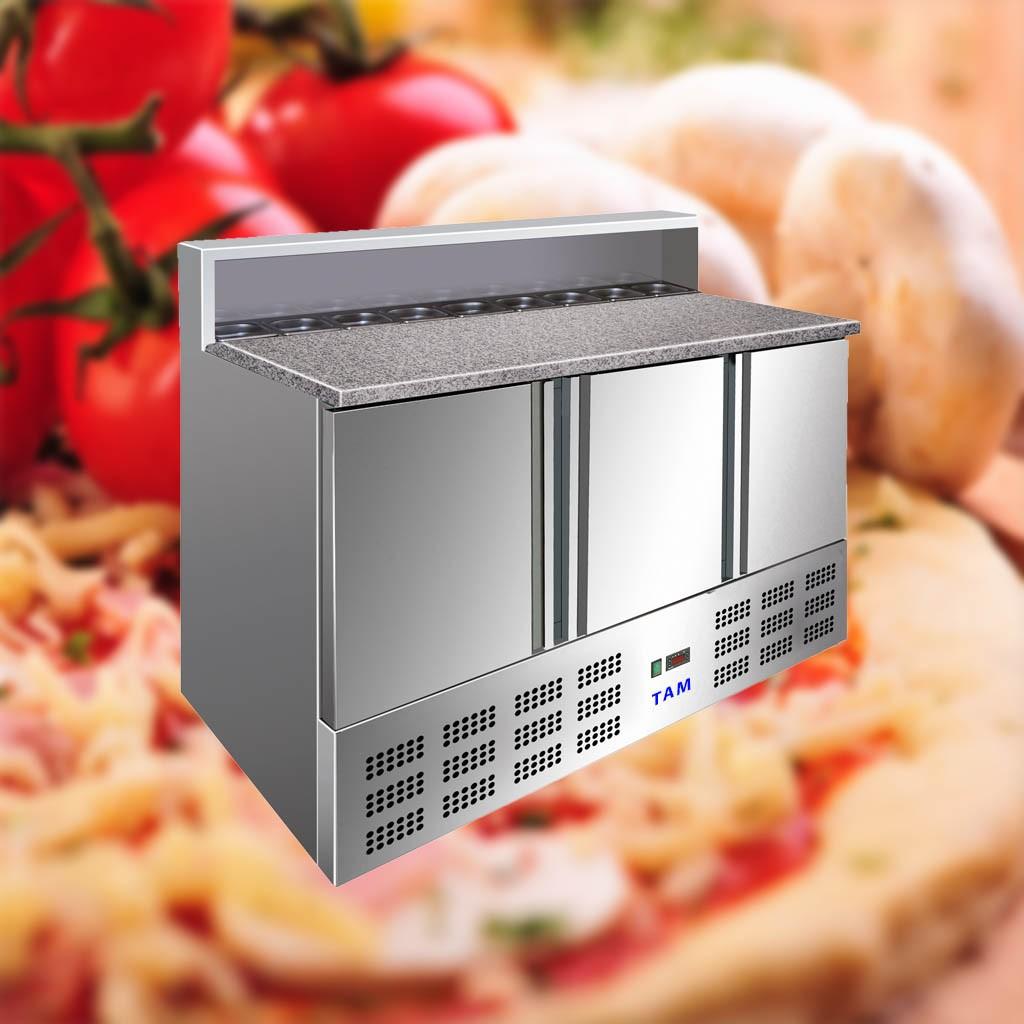 Pizzatisch TAM-PT1366-ECO