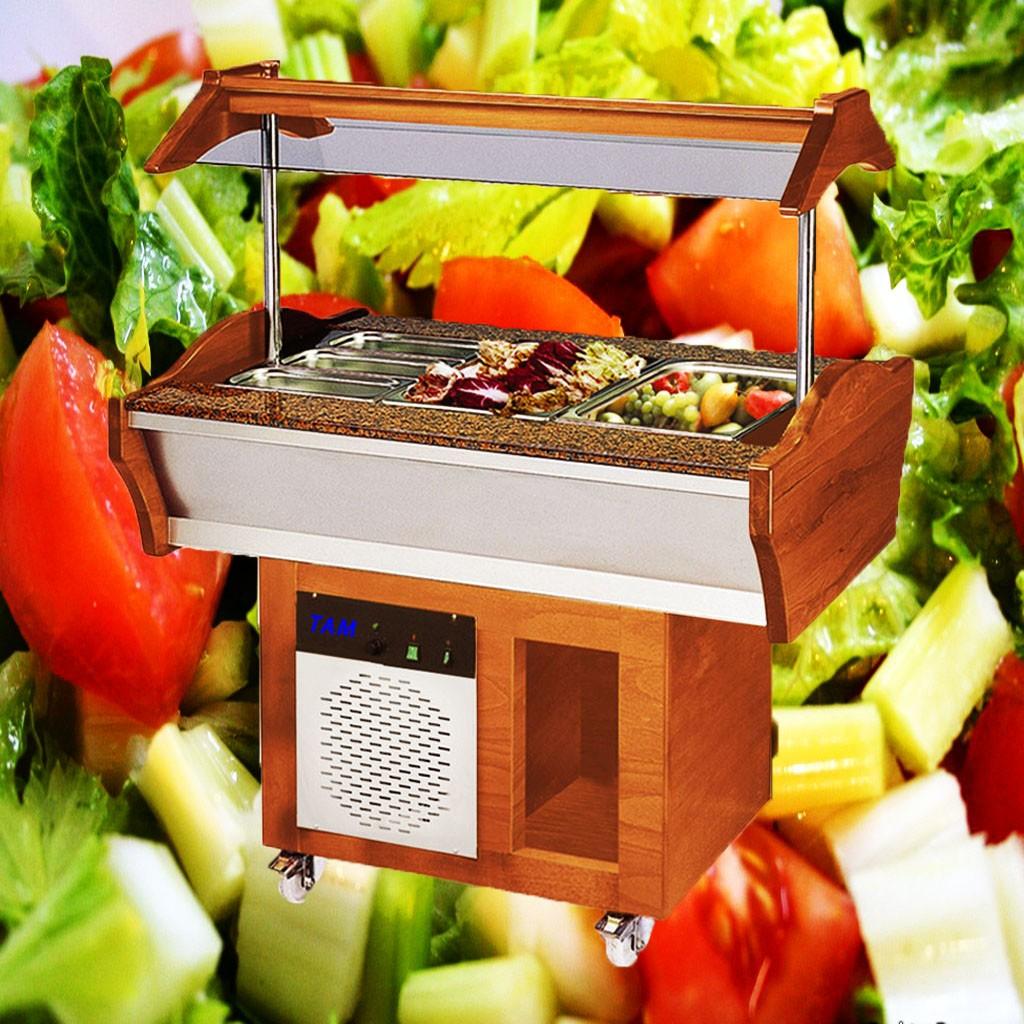 Salatbar Kaltbuffet TAM-SK31-LUX