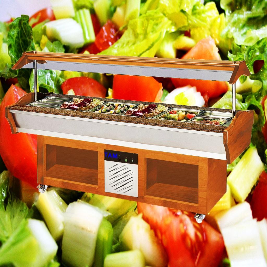 Salatbar Kaltbuffet TAM-SK61-LUX