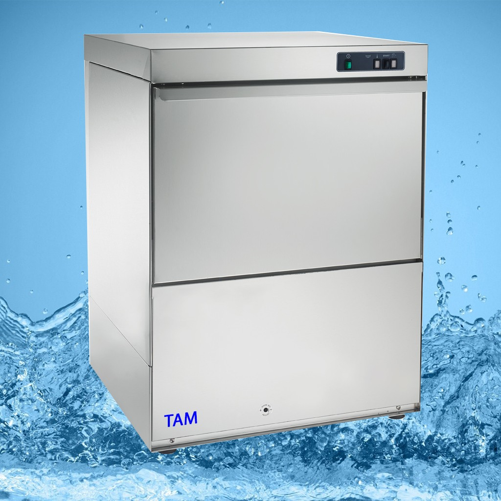 Geschirrspülmaschine TAM-500-ECO - Korb 500x500