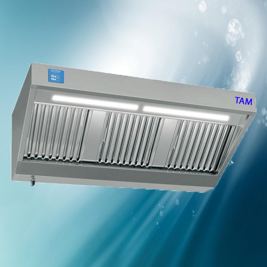 Wandhaube mit Motor 2800x900x450 TAM-WHR289