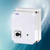 Drezhahlregler mit Magnetventilanschluss TAM-DRM