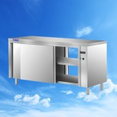 Durchreiche-Wärmeschrank 1500x700x850 TAM-DWS-157
