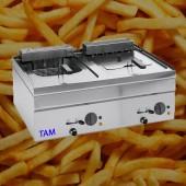 Gasfriteuse 2 Becken TAM-FRG2