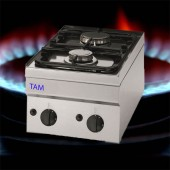 2 Flammen Gasherd TAM-SG35