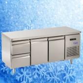 Kühltisch TAM-3/2-700LUX