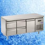 Kühltisch TAM-3/4-700LUX