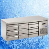 Kühltisch TAM-3/9-700LUX
