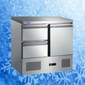 Kühltisch TAM-2/2-EASY