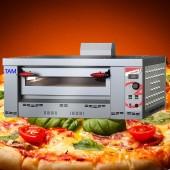 Pizzaofen Gas 1130x1230x470 - TAM-POG4