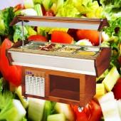 Salatbar Kaltbuffet TAM-SK41-LUX