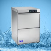 Gläserspülmaschine TAM-350-ECO - Korb 350x350