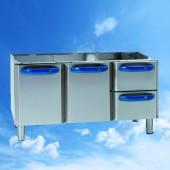 Unterbau mit 2 Türen und 2 Schubladen TAM-UTS1060