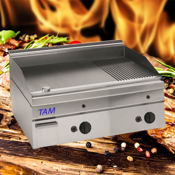 Gas Griddleplatte TAM-SGP70GR3