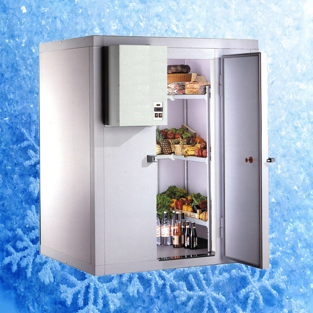 Kühlzelle / Tiefkühlzelle 2340x2040x2150 TAM-Z234-204