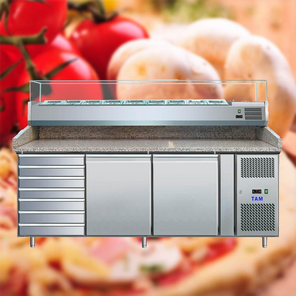 Pizzatisch TAM-PT2030-ECO