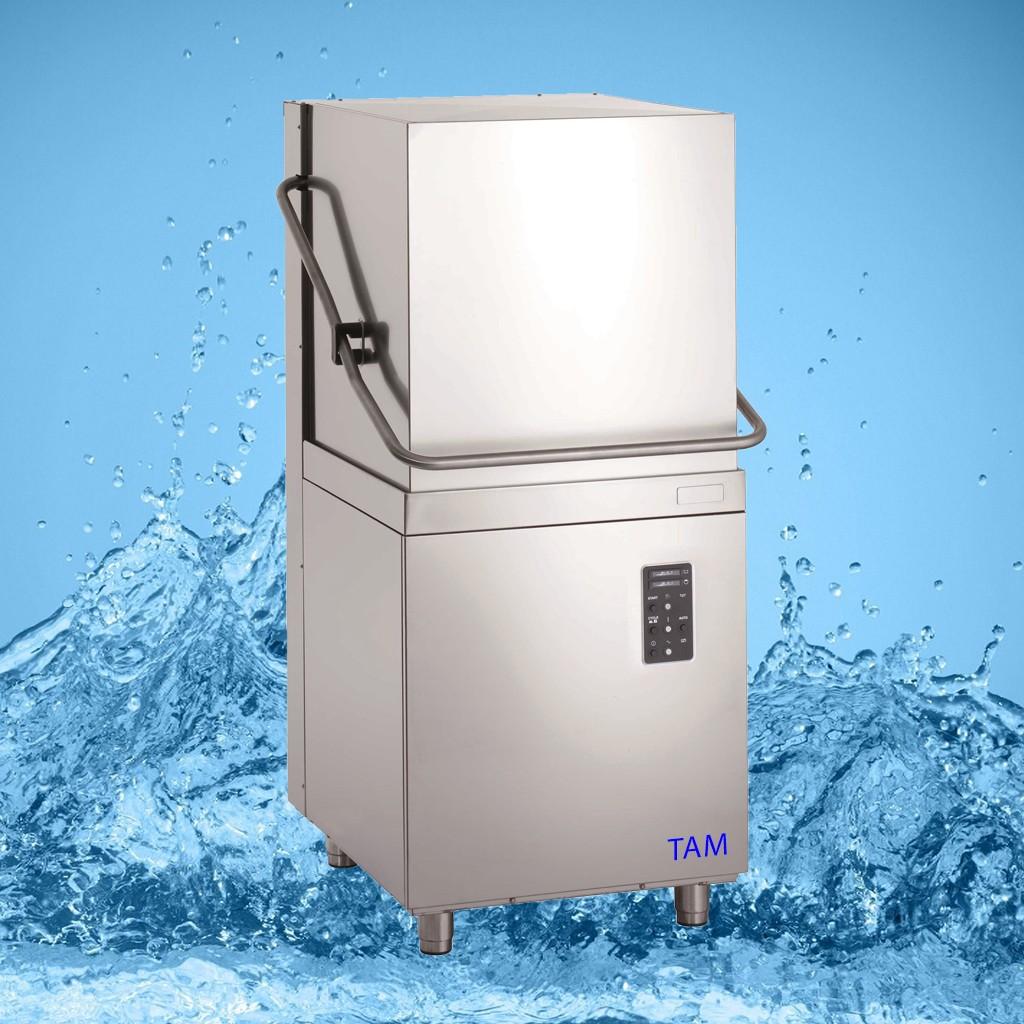 Durchschubspülmaschine TAM-1000-ECO - Korb 500x500