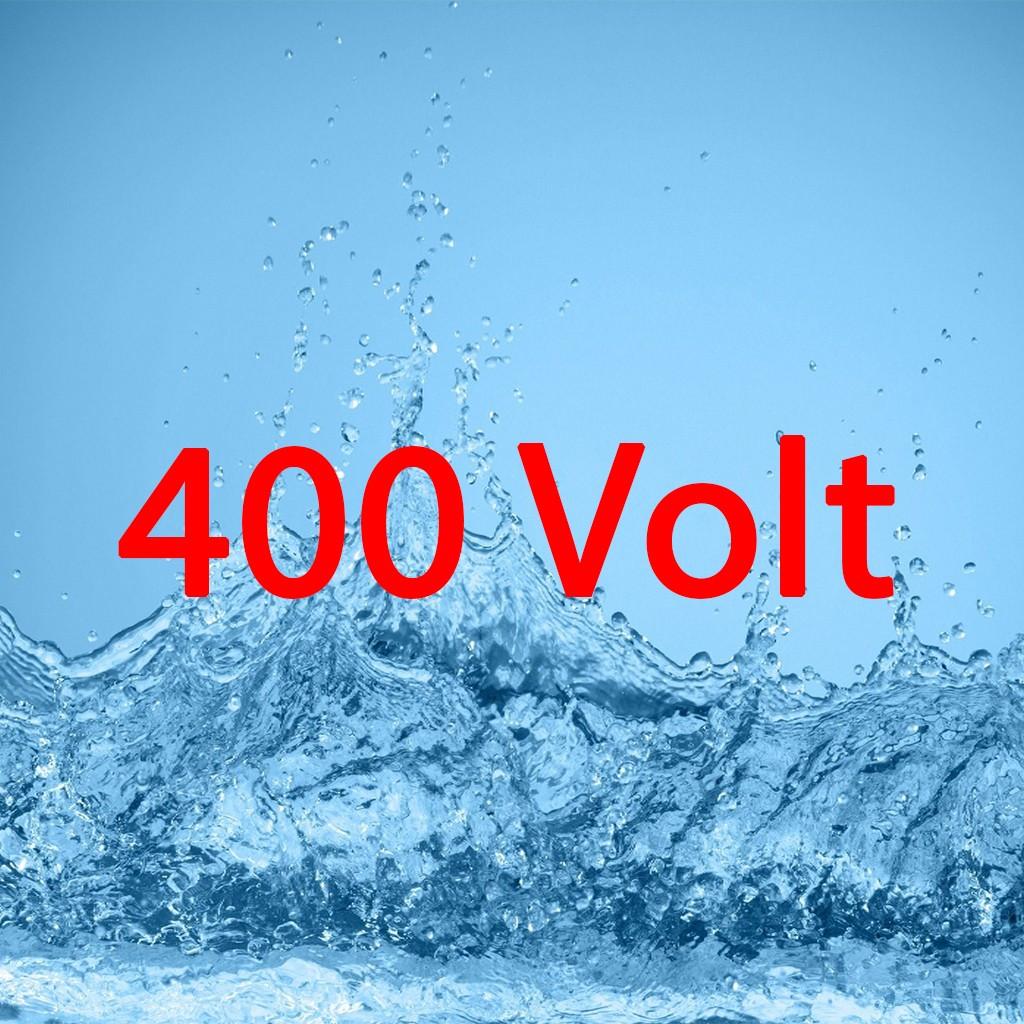 400 Volt Anschluß TAM-400