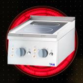 Premium 2 Felder Ceranherd TAM-PCH2