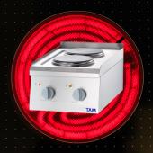Premium 2 Platten Elektroherd als Tischgerät TAM-ET2