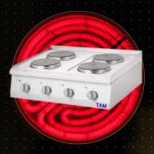 Premium 4 Platten Elektroherd als Tischgerät TAM-ET4