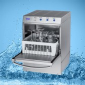 Gläserspülmaschine TAM-350H-LUX - Korb 350x350