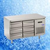 Kühltisch TAM-2/6-700LUX