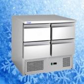 Kühltisch TAM-2/4-EASY