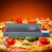 Pizzakühlaufsatz mit Edelstahldeckel 1200x335x225 TAM-PKAD1214