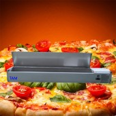 Pizzakühlaufsatz mit Edelstahldeckel 1200x395x225 TAM-PKAD1213