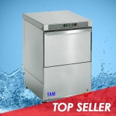 Gläserspülmaschine TAM-400-LUX - Korb 400x400