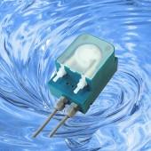 Waschmitteldosiergerät eingebaut  - TAM-FRT